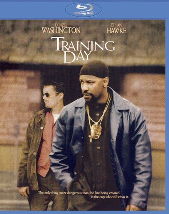 Training Day [Blu-ray] [2001] 7963652