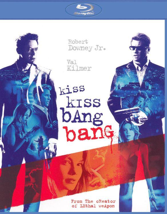 Kiss Kiss Bang Bang [Blu-ray] [2005] 7963705