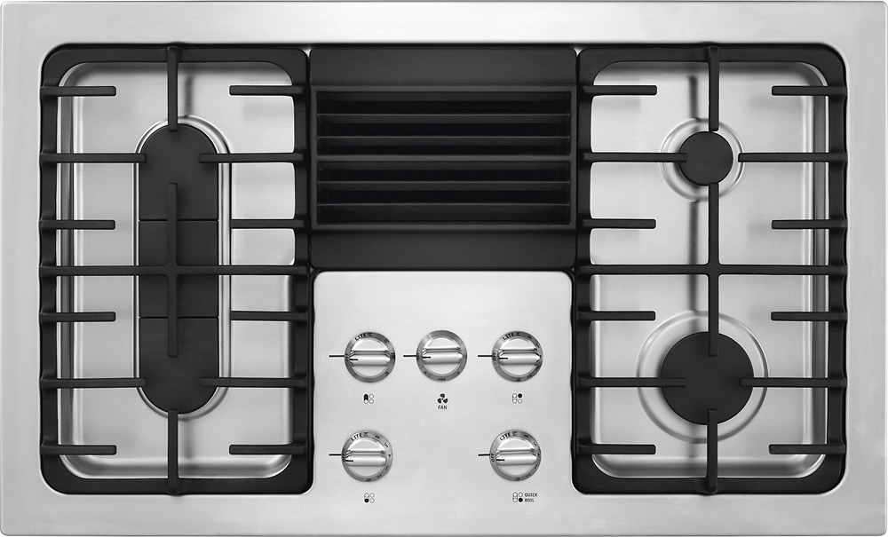 "Frigidaire RC36DG60PS 36"" Gas Cooktop Stainless Steel"