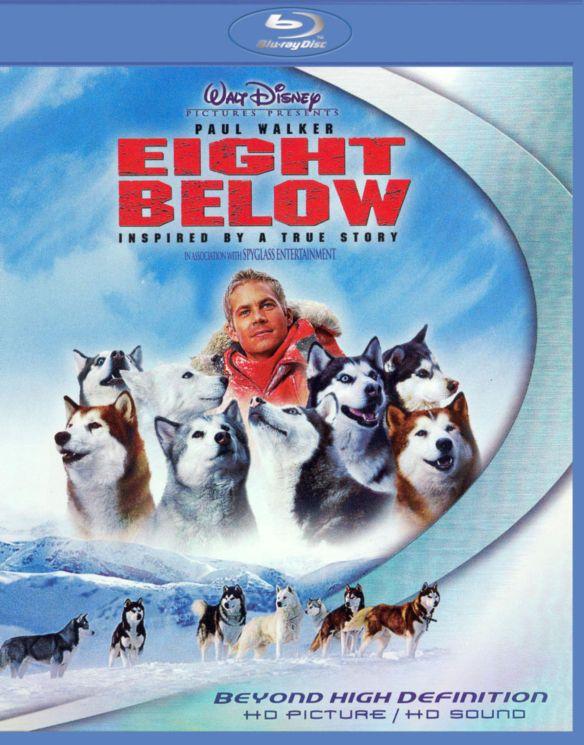 Eight Below [Blu-ray] [2006] 7969308