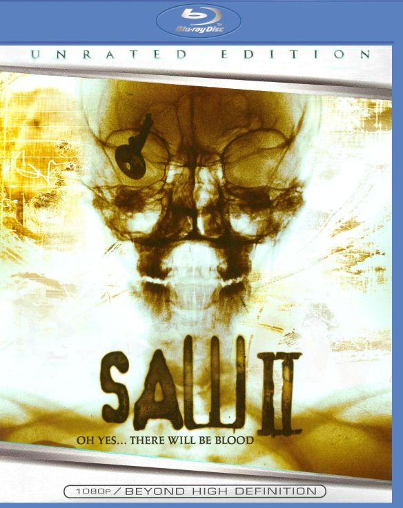 Saw II [Blu-ray] [2005] 7976853