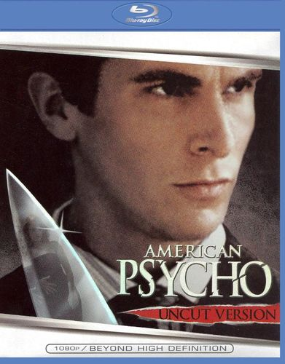 American Psycho [Blu-ray] [2000] 7976862