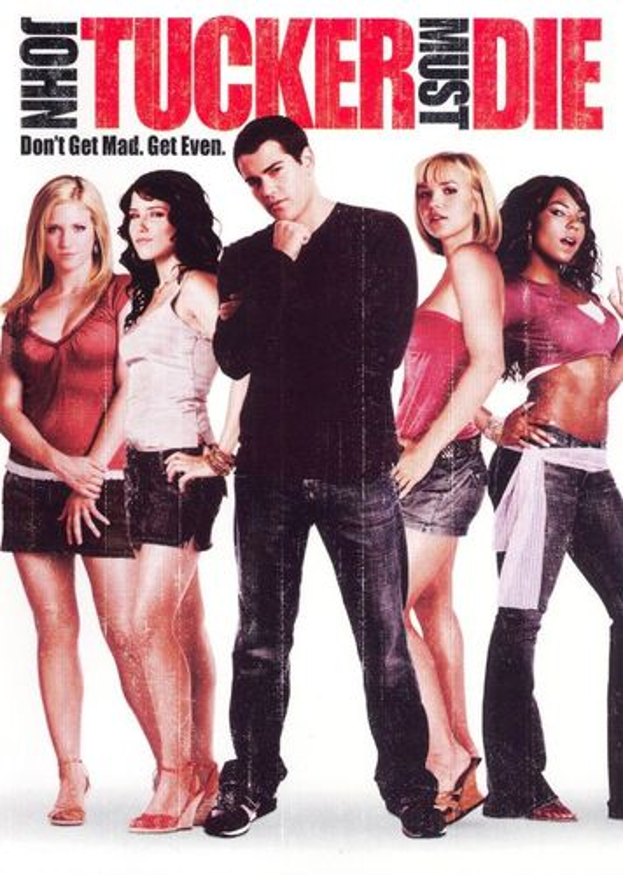 John Tucker Must Die [Sweet Revenge Edition] [DVD] [2006] 7983701