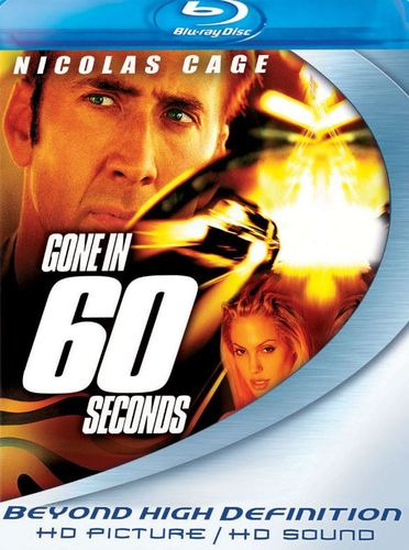 Gone in 60 Seconds [Blu-ray] [2000] 7983809