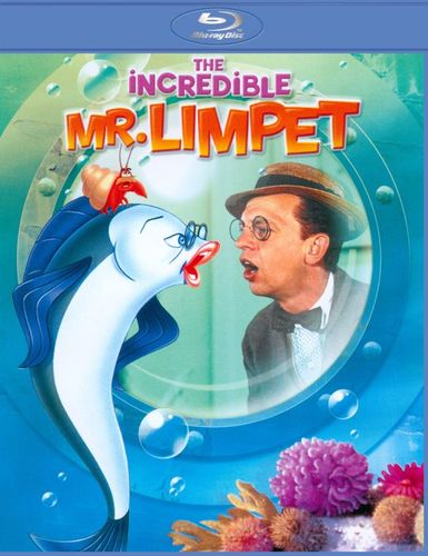 The Incredible Mr. Limpet [Blu-ray] [1964] 7984276