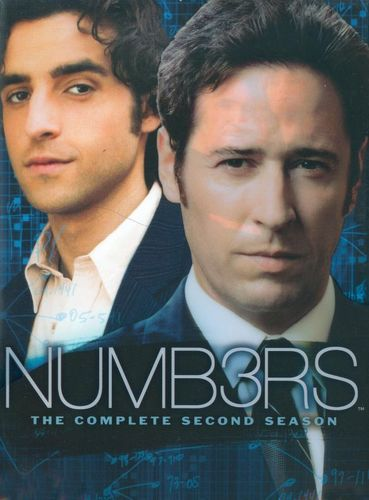 Numb3rs: The Complete Second Season [6 Discs] [DVD]