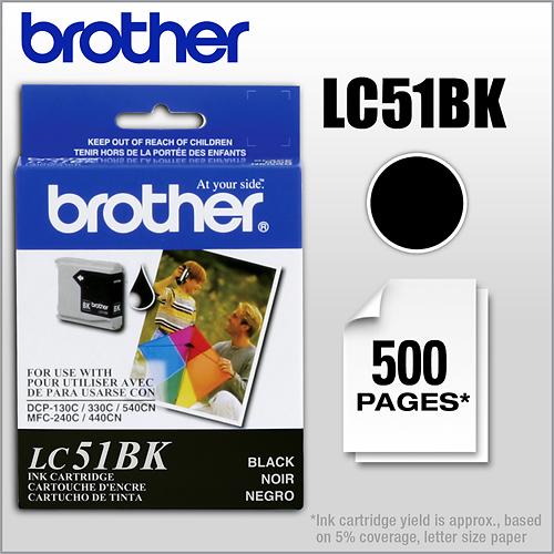 Brother - 51BKS Standard...