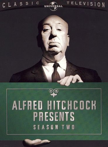 Alfred Hitchcock Presents: Season Two [5 Discs] [DVD] 7999534