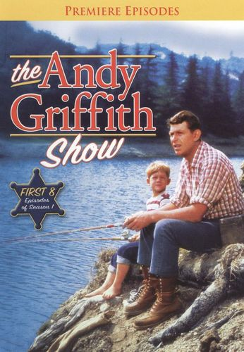 The Andy Griffith Show: The First Season, Disc 1 [DVD] 8004072