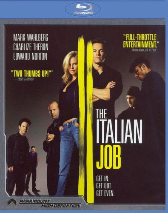 The Italian Job [Blu-ray] [2003] 8004223
