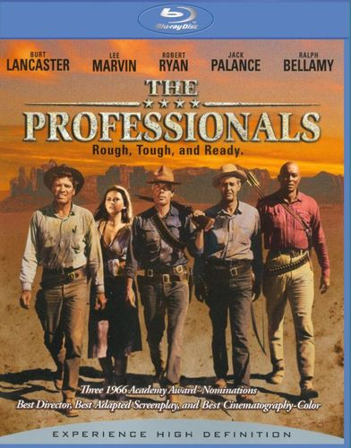 The Professionals [Blu-ray] [1966] 8004893