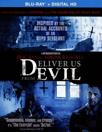 Deliver Us From Evil [Includes Digital Copy] [Blu-ray] [2014] 8005006