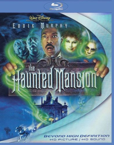 The Haunted Mansion [Blu-ray] [2003] 8005151