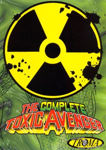 The Complete Toxic Avenger [DVD] 8008158