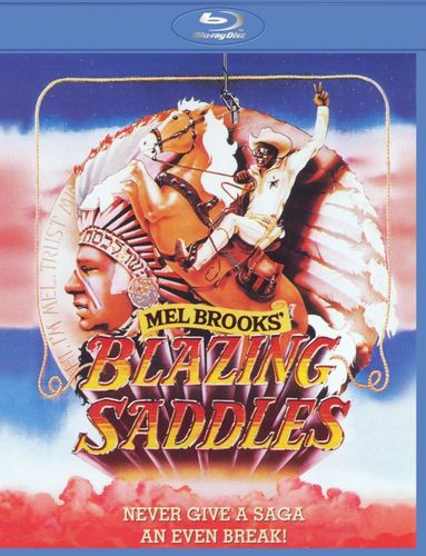 Blazing Saddles [Blu-ray] [1974] 8014178