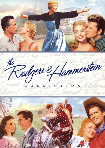 The Rodgers & Hammerstein Collection [DVD] 8021348