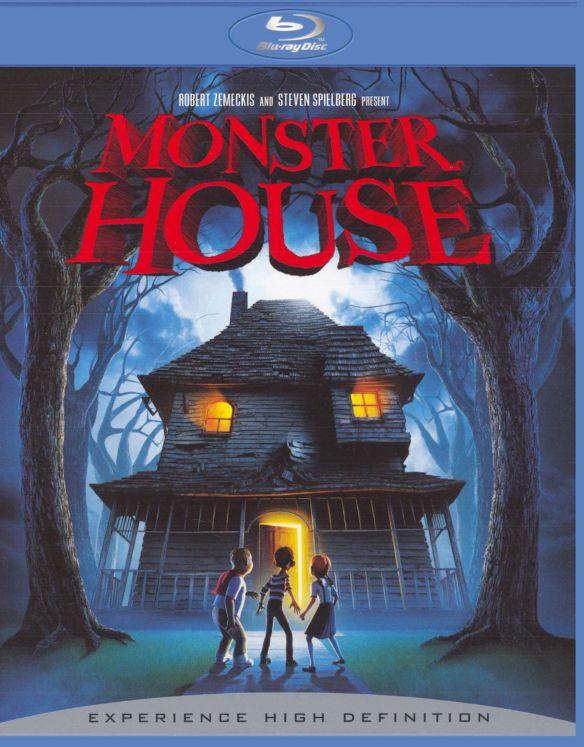 Monster House [Blu-ray] [2006] 8024595