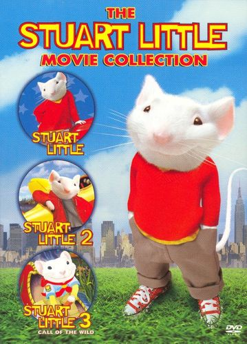 The Stuart Little Movie Collection: Stuart Little/Stuart Little 2/Stuart Little 3 [3 Discs] [DVD] 8029037