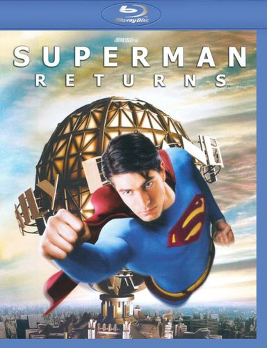 Superman Returns [WS] [TrueHD Audio] [Blu-ray] [2006] 8038063