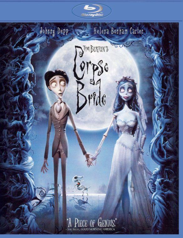 Tim Burton's Corpse Bride [Blu-ray] [2005] 8038161