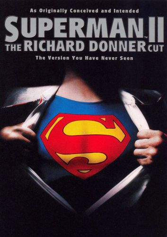 Superman II: The Richard Donner Cut [DVD] [2006] 8038189