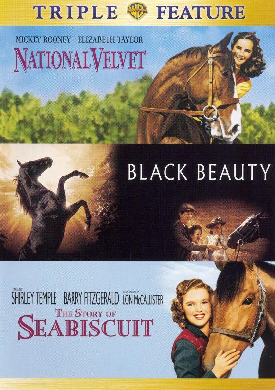 National Velvet/The Story of Seabiscuit/Black Beauty [2 Discs] [DVD]