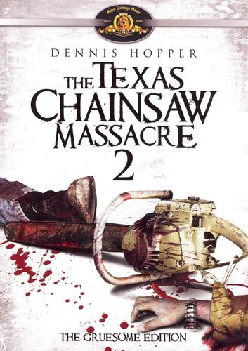 The Texas Chainsaw Massacre 2 [Gruesome Edition] [DVD] [1986] 8044528