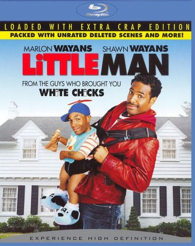 Little Man [Blu-ray] [2006] 8053599
