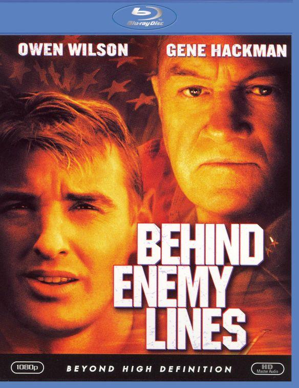 Behind Enemy Lines [Blu-ray] [2001] 8053624