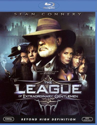 The League of Extraordinary Gentlemen [Blu-ray] [2003] 8053633