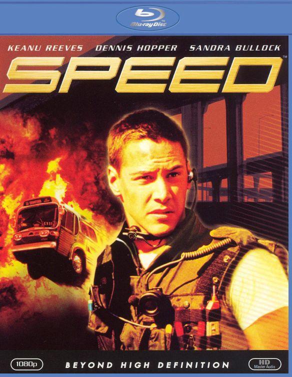 Speed [Blu-ray] [1994] 8053642