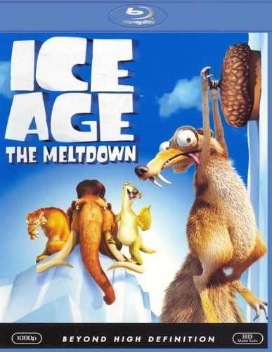 Ice Age: The Meltdown [Blu-ray] [2006] 8053679