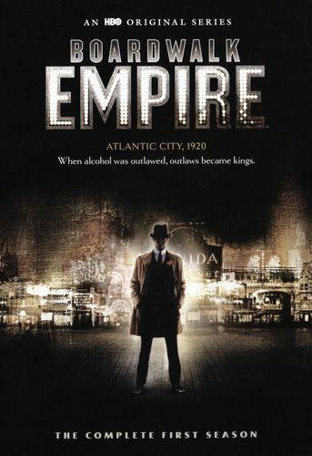 Boardwalk Empire: The Complete First Season [4 Discs] [DVD] 8064314