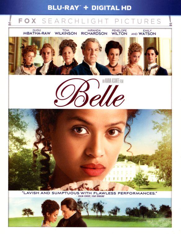 Belle [Includes Digital Copy] [Blu-ray] [2014] 8072019