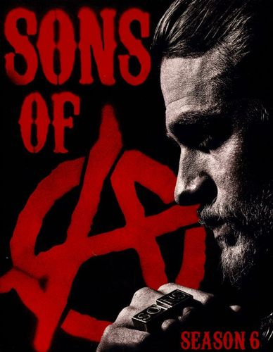 Sons of Anarchy: Season Six [4 Discs] [Blu-ray] 8074447