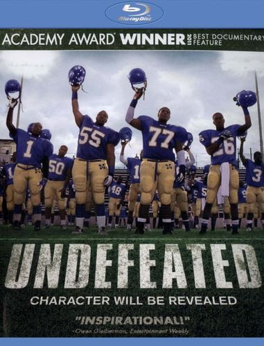Undefeated [Blu-ray] [2010] 8077041