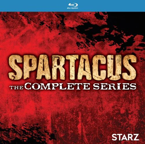 Spartacus: The Complete Collection [13 Discs] [Blu-ray]