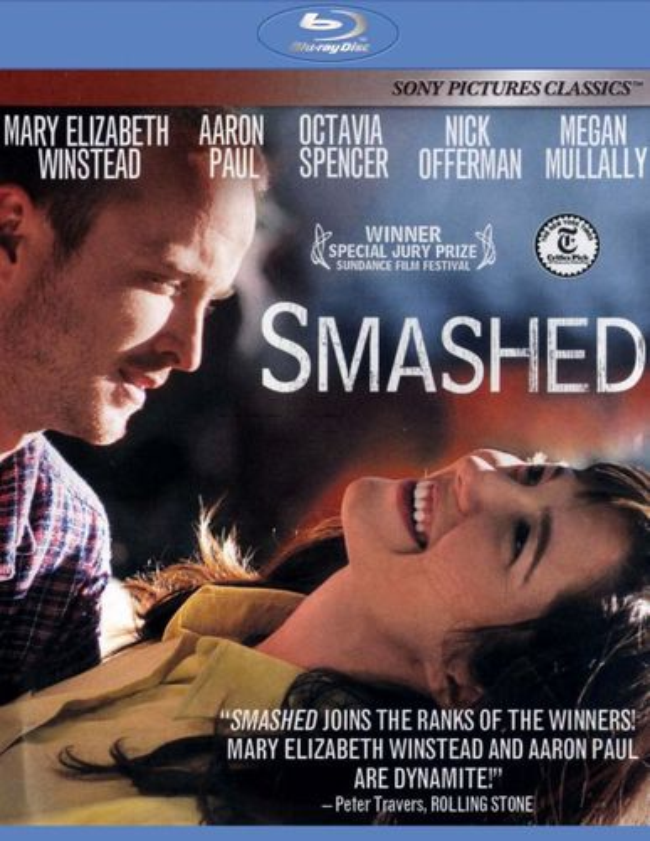 Smashed [Blu-ray] [2012] 8090075