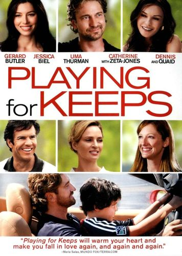 Playing for Keeps [Includes Digital Copy] [UltraViolet] [DVD] [2012] 8090084