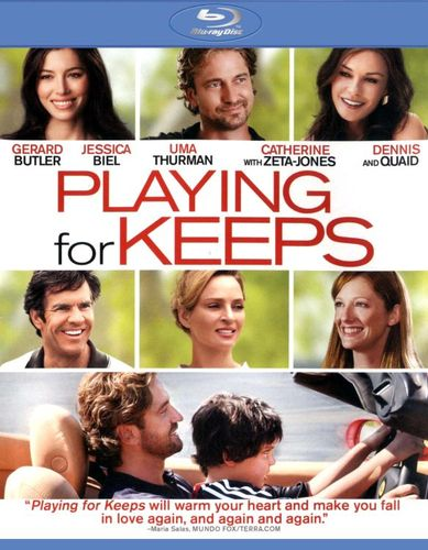 Playing for Keeps [Includes Digital Copy] [UltraViolet] [Blu-ray] [2012] 8090109
