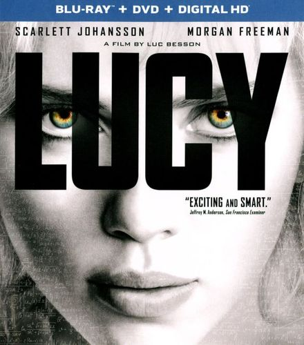 Lucy [2 Discs] [Includes Digital Copy] [Blu-ray/DVD] [2014] 8094017