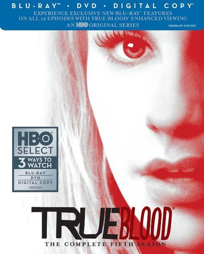 True Blood: The Complete Fifth Season [Blu-ray] 8094291