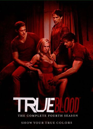 True Blood: The Complete Fourth Season [5 Discs] [DVD] 8094305