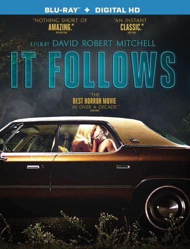 It Follows [Includes Digital Copy] [UltraViolet] [Blu-ray] [2014] 8110184