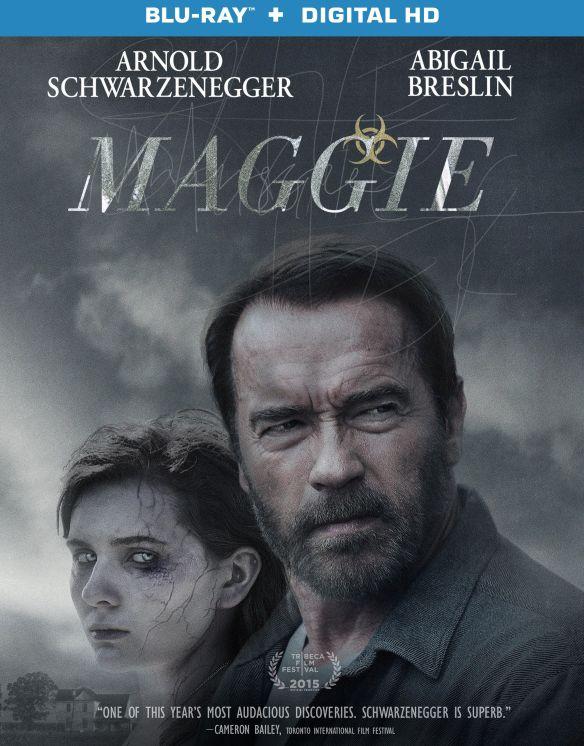 Maggie [Blu-ray] [2015] 8111032