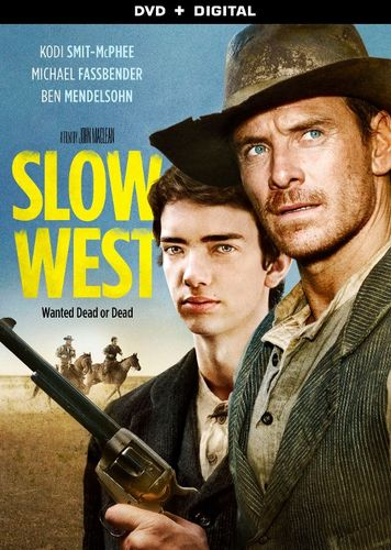 Slow West [DVD] [2015] 8111041
