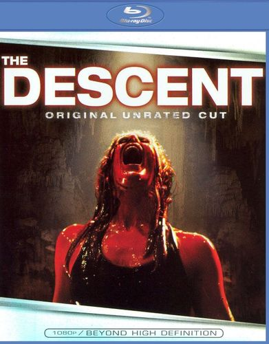 The Descent [Blu-ray] [2005] 8114088