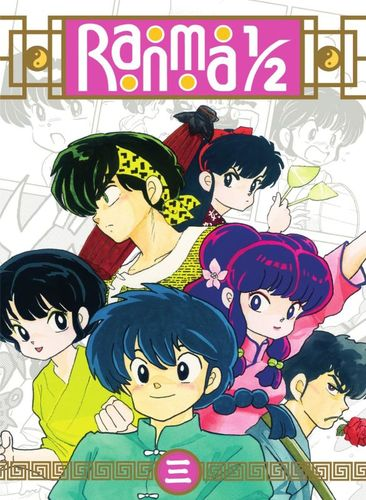 Ranma 1/2: Set 3 [3 Discs] [DVD] 8116037