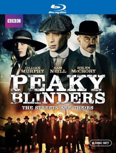 The Peaky Blinders: Season One [2 Discs] [Blu-ray] 8116151