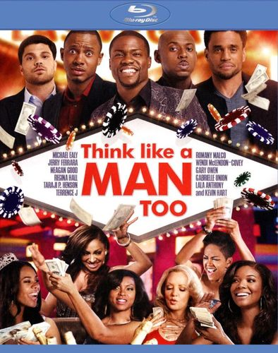 Think Like a Man Too [Includes Digital Copy] [UltraViolet] [Blu-ray] [2014] 8117027
